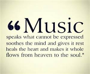 Music Is A Form Of Expression